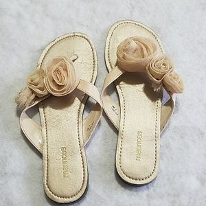Shoes - Maurice flower slippers